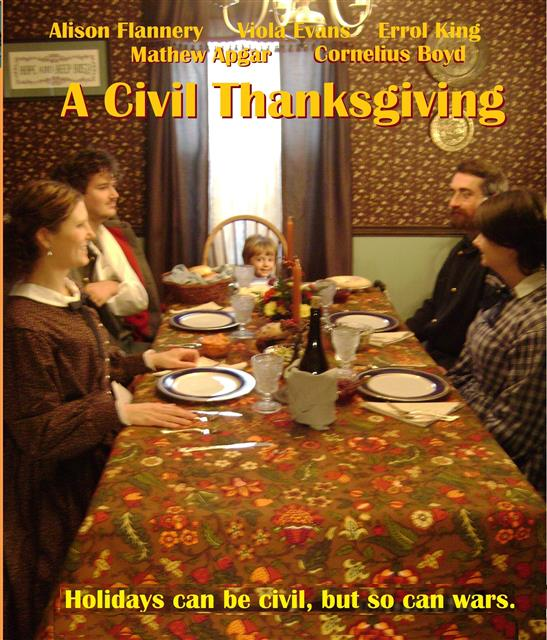 cover a civil thanksgiving front only