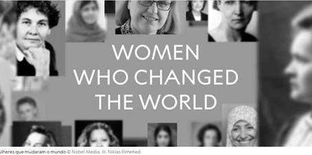 Mulheres e Prêmio Nobel de Medicina