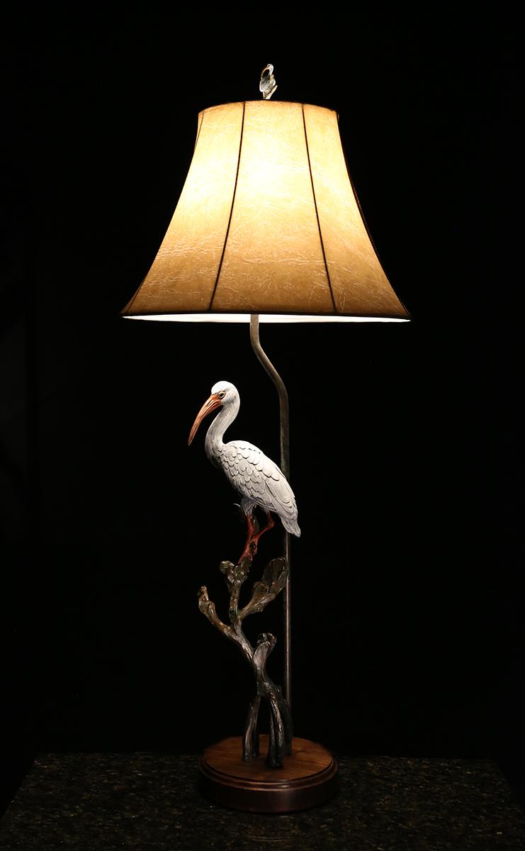 Ibis Lamp