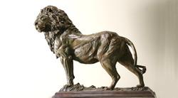 Lion Artwork Collection