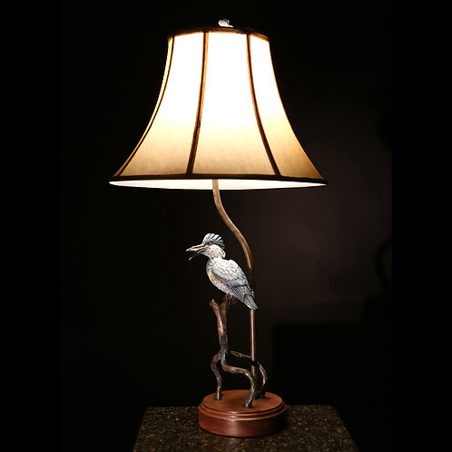 Mangrove King Lamp, Kingfisher