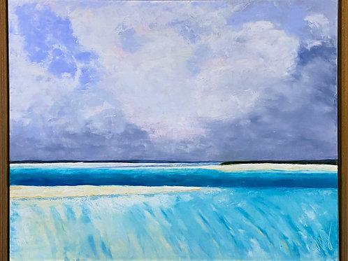 Gathering Clouds - Bermuda Sunrise