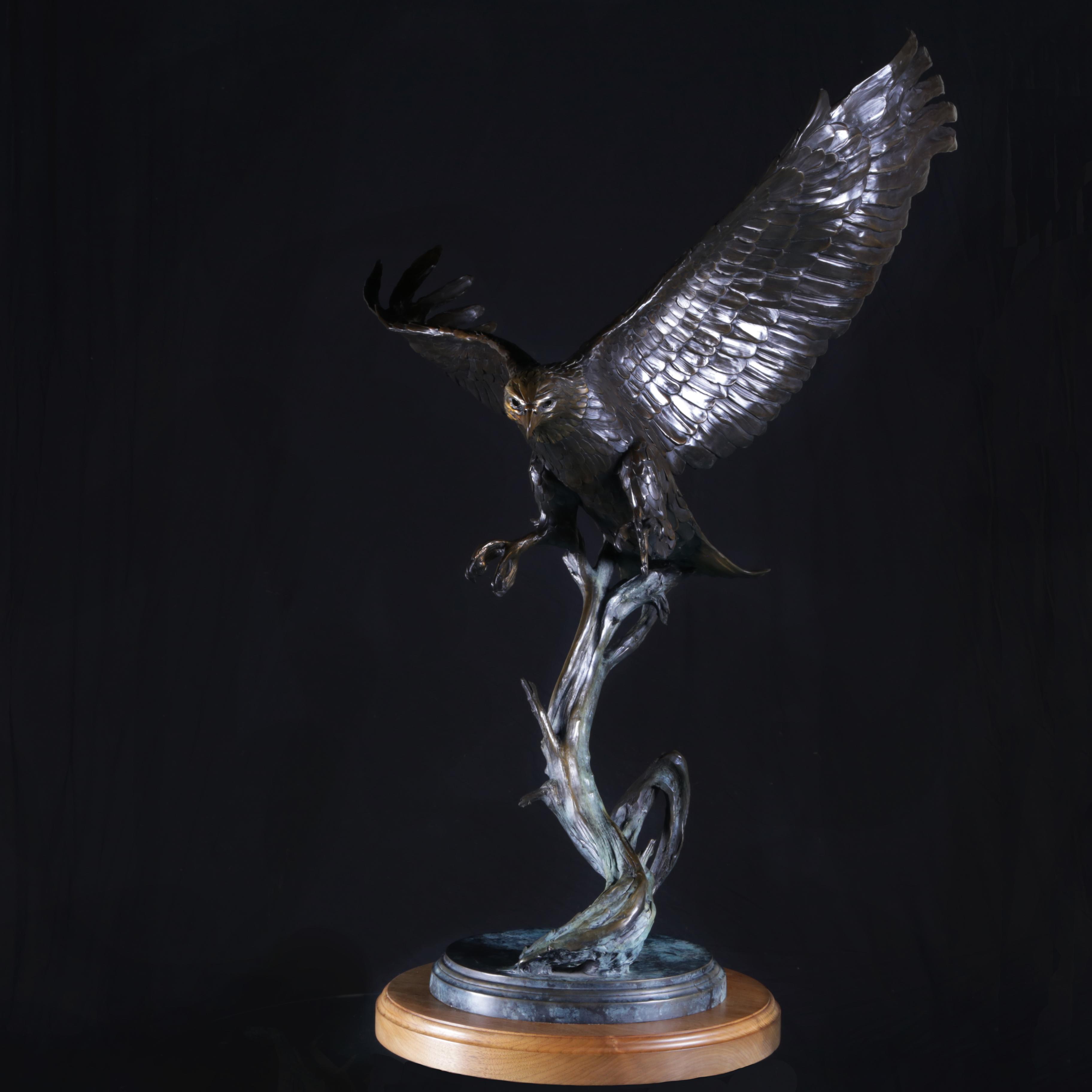 American Legacy Bald Eagle Sculpture
