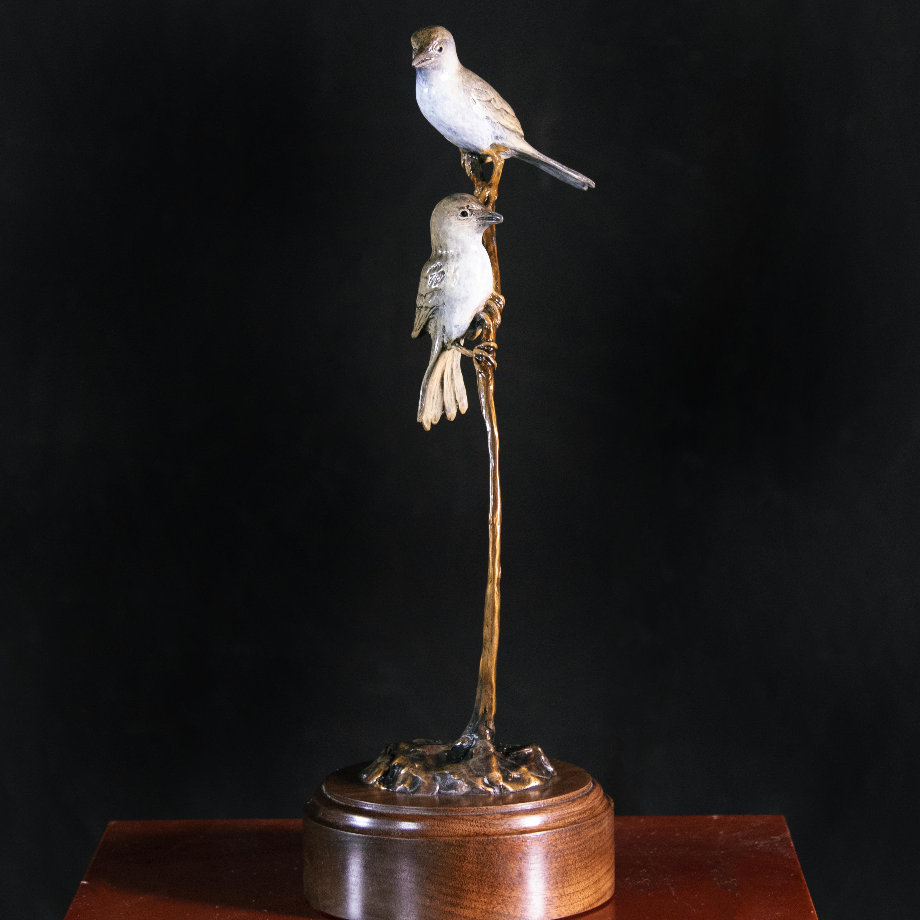 Grasshopper Sparrow Artwork Collection