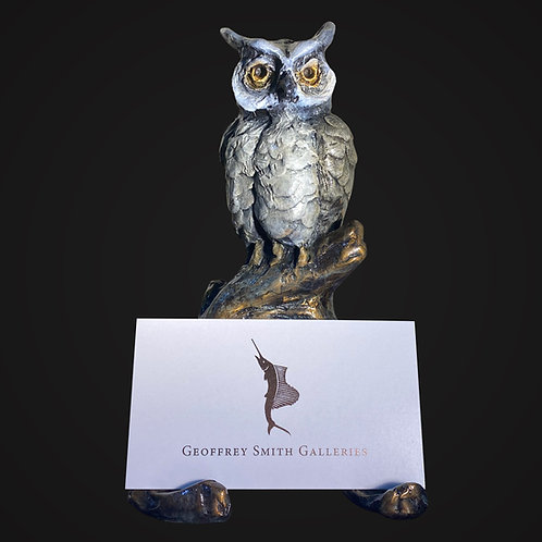 Owl Card Holder