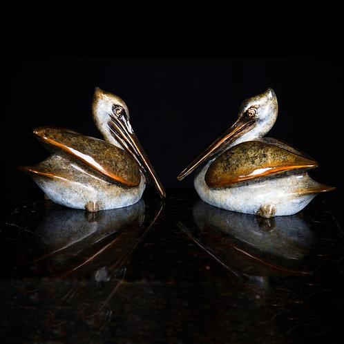 Attitude and Latitude, Modern Pelican Pair