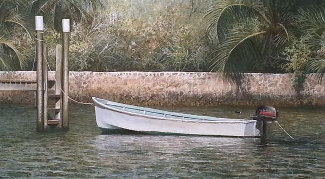 Joy Boat by Tripp Harrison