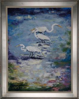 Tres Egret