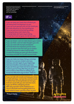 1301 Actuate IF Poem Linked in Poster -
