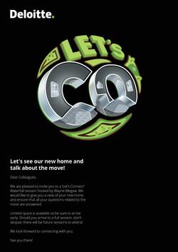 Let's Co Soft Launch Invite