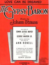 The Gypsy Baron 1972