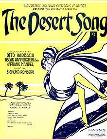 The Desert Song 1982