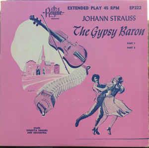 The Gypsy Baron 1986