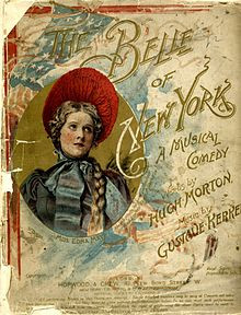 The Belle of New York 1980