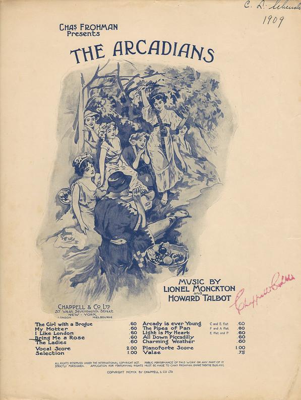 The Arcadians 1979