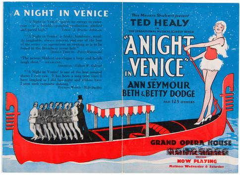 A Night in Venice 1974