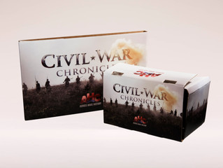 Discovery's American Heroes Channel -- Civil War VR custom viewer