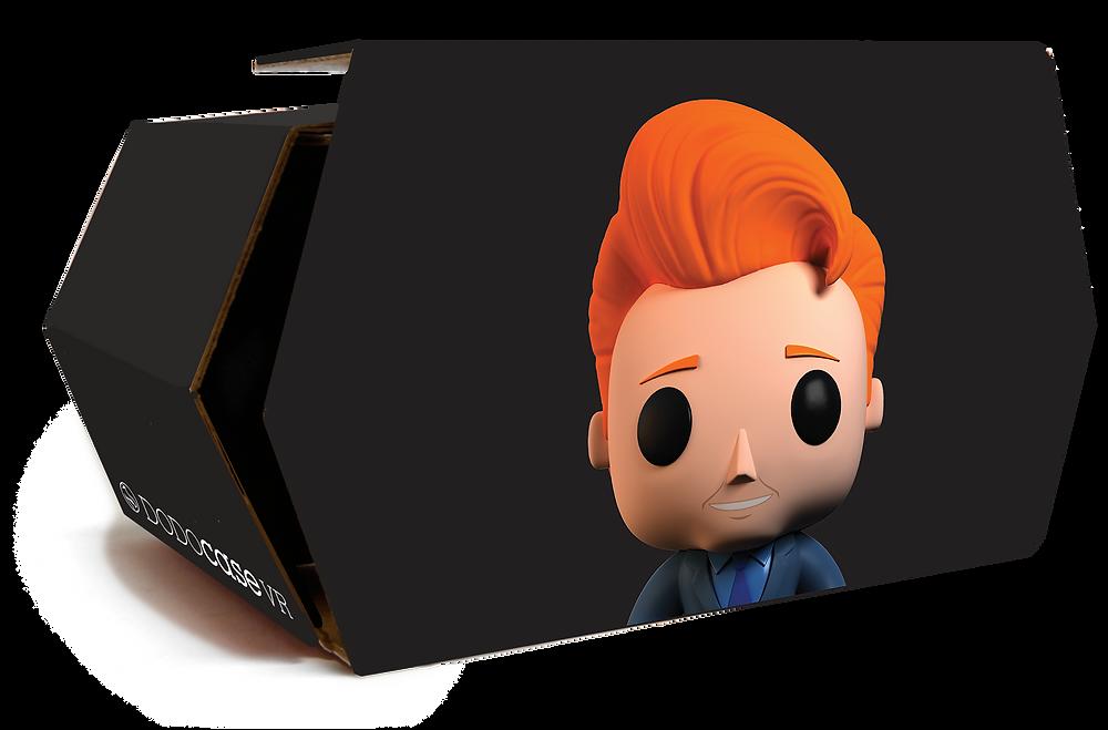Conan 360 custom VR viewer