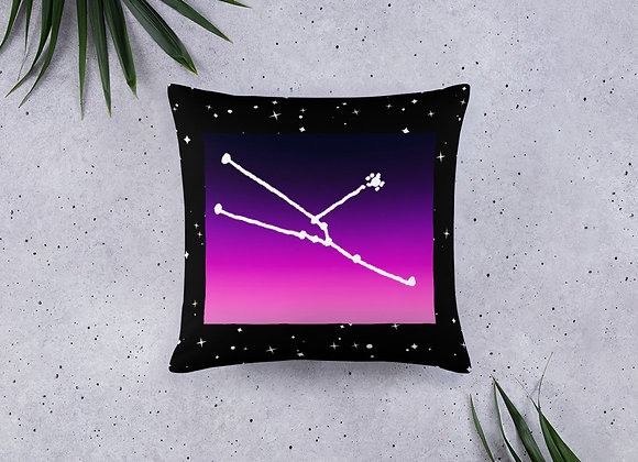 Taurus Zodiac Basic Pillow