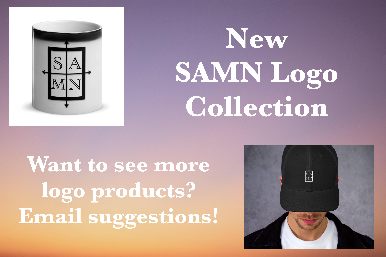 New SAMN Logo Collection