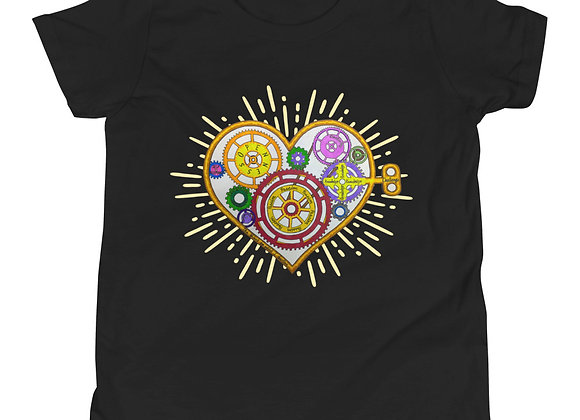 Value/Valve Heart Youth Short Sleeve T-Shirt