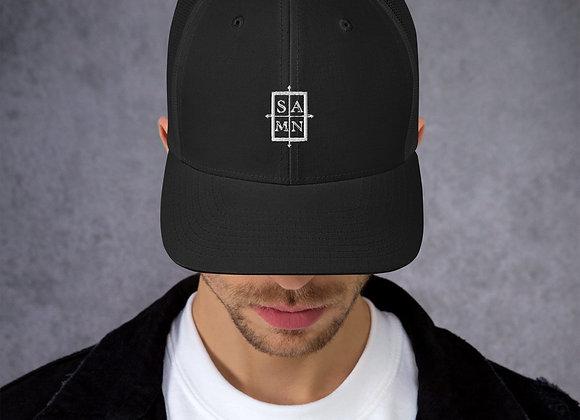 SAMN Logo Trucker Cap