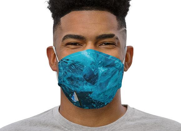 Climate Change Delta Face mask