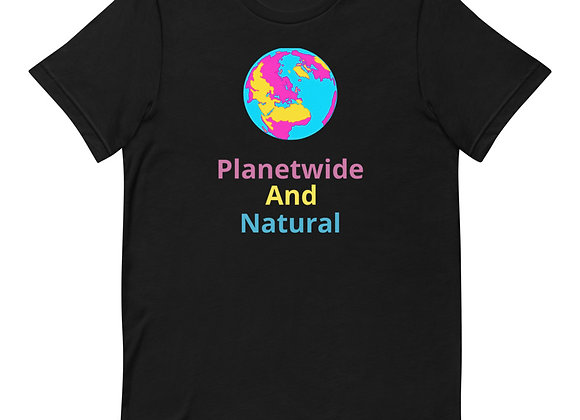 Pan Planetwide Unisex T-Shirt