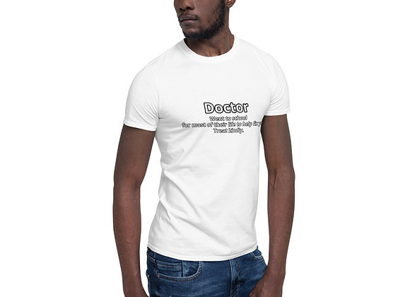 Doctor Short-Sleeve Unisex T-Shirt