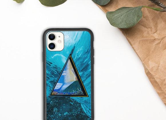 Climate Change Delta Biodegradable iPhone Case