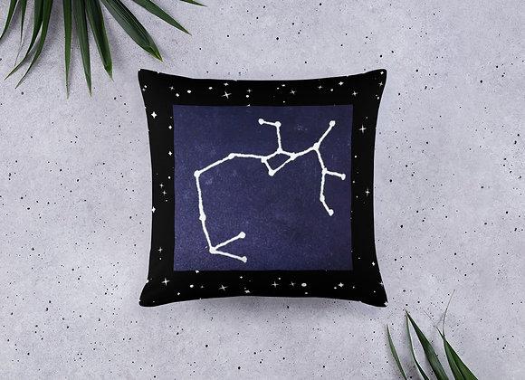 Sagittarius Zodiac Basic Pillow