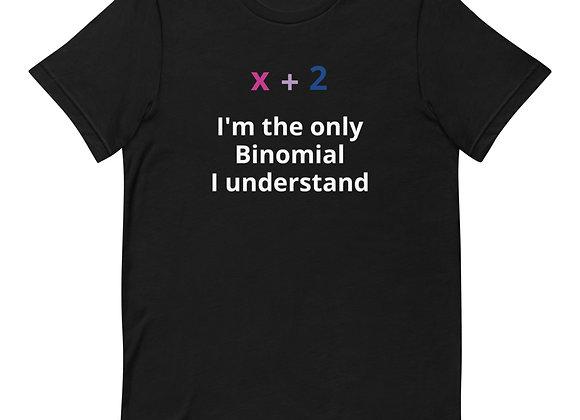 Bi Binomial Unisex T-Shirt