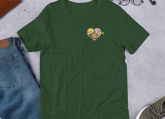 Value/Valve Heart Unisex T-Shirt