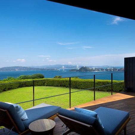 鳴門の絶景と温泉が楽しめる美食のホテル!