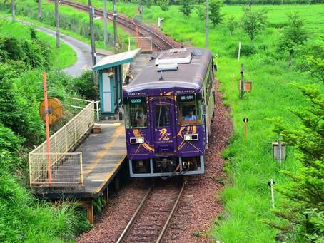 関西の魅力的なローカル鉄道。                                    高原と焼き物、忍者の里を走る列車~信楽高原鐵道~