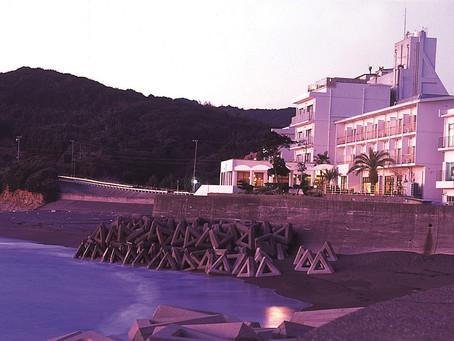 眼前に広がる太平洋に悠々と心なごむ          伊勢志摩 シーサイドホテル鯨望荘