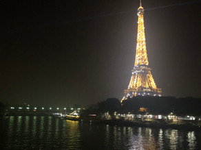 Spending my 25th Birthday in the City of Love
