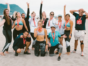 How a Relay Race Changed my Life and Made me a Runner