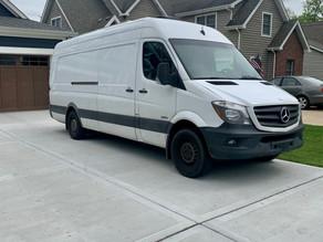We Bought a Van!
