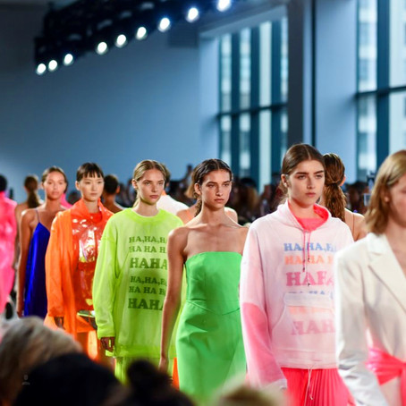 Closets Make Room!: The 8 Trends from NYFW that you'll want for Spring (2019)