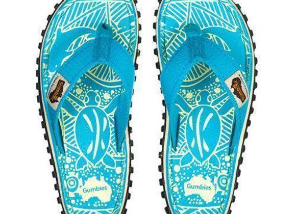 Islander Canvas Flip Flops