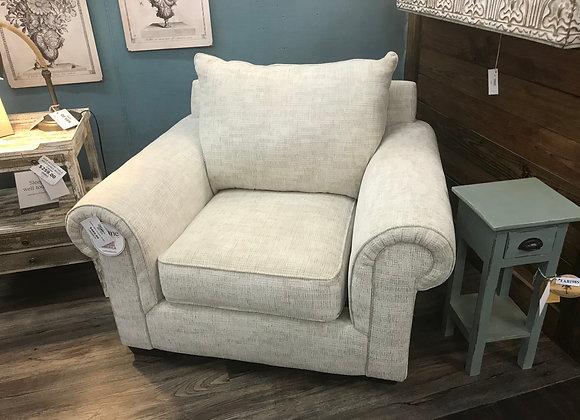 Gavin Linen Accent Chair