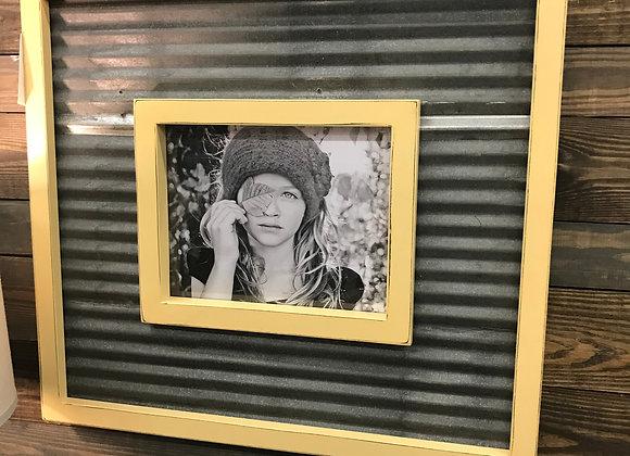 Corrugated Metal Frame #800  11x14