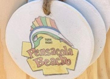 """Pensacola 3"""" Ornament from Vendor 112"""