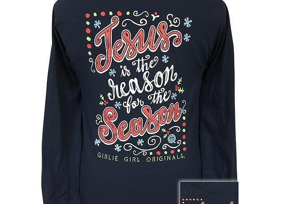 Jesus is the Reason for the Season Long Sleeved Tee