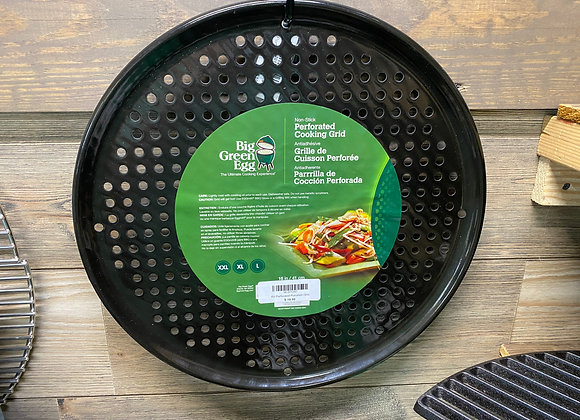 """BGE 16"""" Perforated Cooking Grid"""