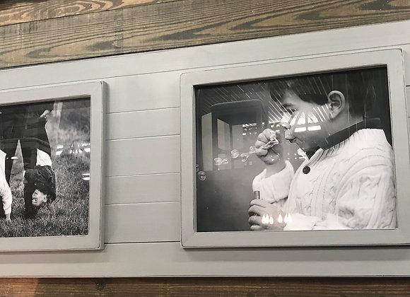 Headboard Frame #BW017  16x20