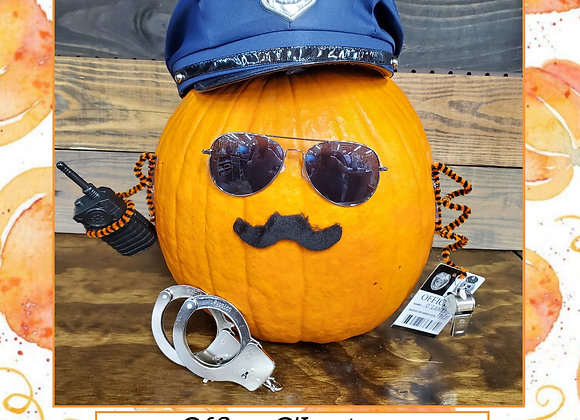 Officer O'Lantern  - Blue H.E.L.P