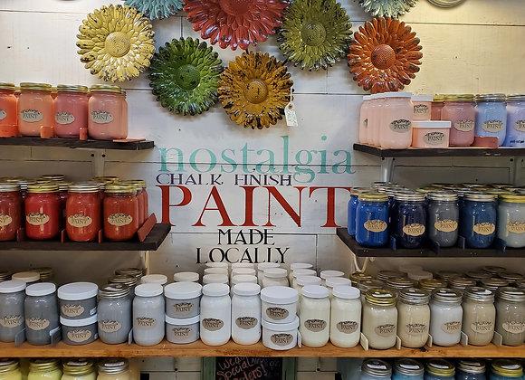 Nostalgia Paint Techniques Class March 25th 10am
