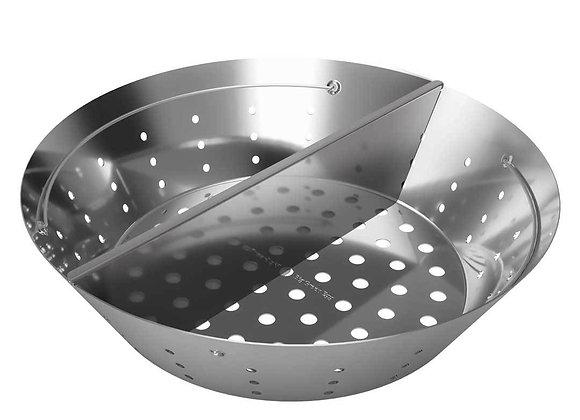 BGE 2XL Fire Bowl w/ Divider